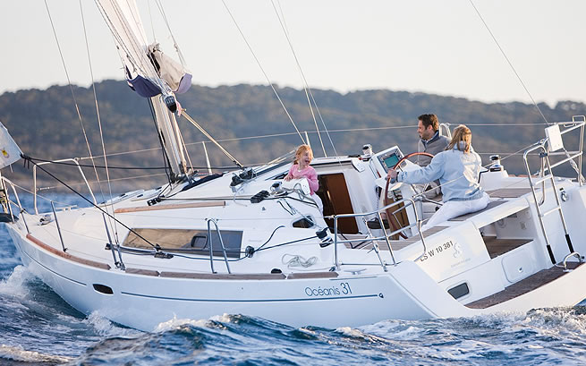 Beneteau Oceanis 31 For Sale At Sunbird Yacht Sales