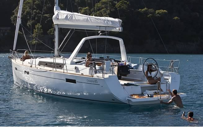 Beneteau Oceanis 45 For Sale At Sunbird Yacht Sales