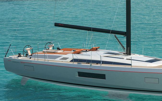 Beneteau Oceanis 46 1 For Sale At Sunbird Yacht Sales