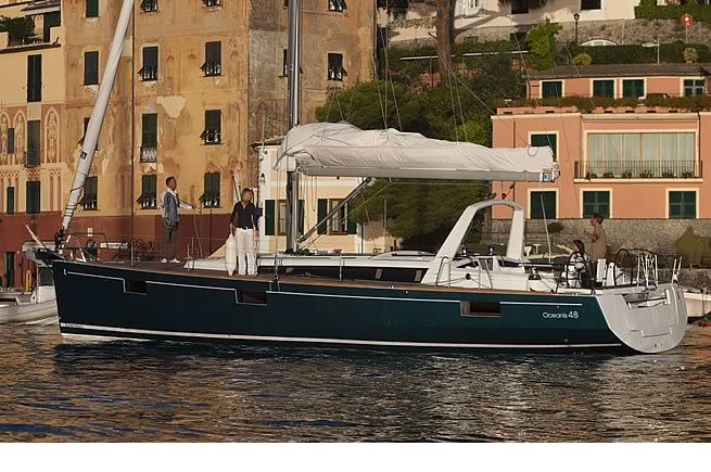 Beneteau Oceanis 48 For Sale At Sunbird Yacht Sales
