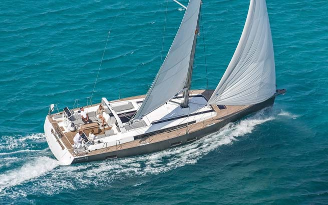 Beneteau Oceanis 55 For Sale At Sunbird Yacht Sales