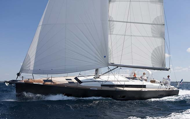 New Beneteau Oceanis Sailing Yachts For Sale In The Uk And Palma