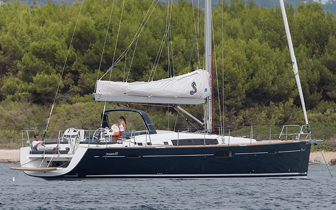 Beneteau Oceanis 60 Superyacht For Sale At Sunbird Yacht Sales
