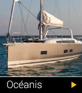 Beneteau Oceanis cruising yachts for sale