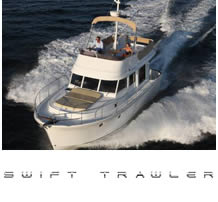 Beneteau Swift Trawler motorboats