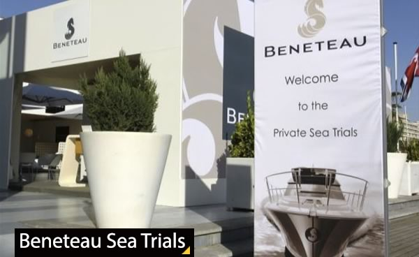 Beneteau Sail Trials from the 12th to the 20th April based in Palma