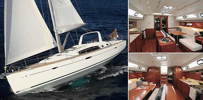 Beneteau Oceanis Family 50 at Sunbird yacht sales
