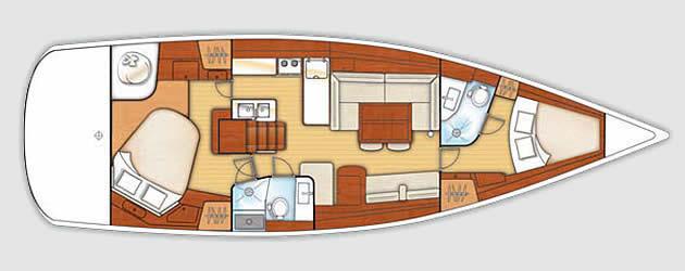 Beneteau Oceanis 46 At Sunbird Yacht Sales